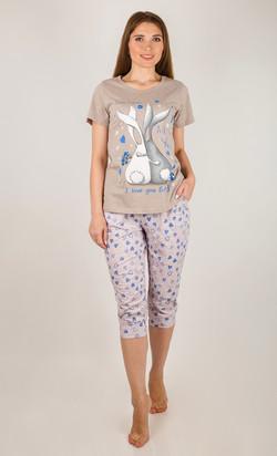7412a89bc2a0 Трикотажные костюмы, пижамы, ночные сорочки, платья, туники ...